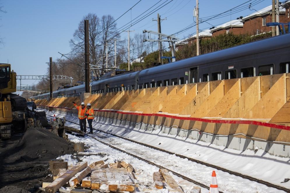 Station Canora - Février 2019