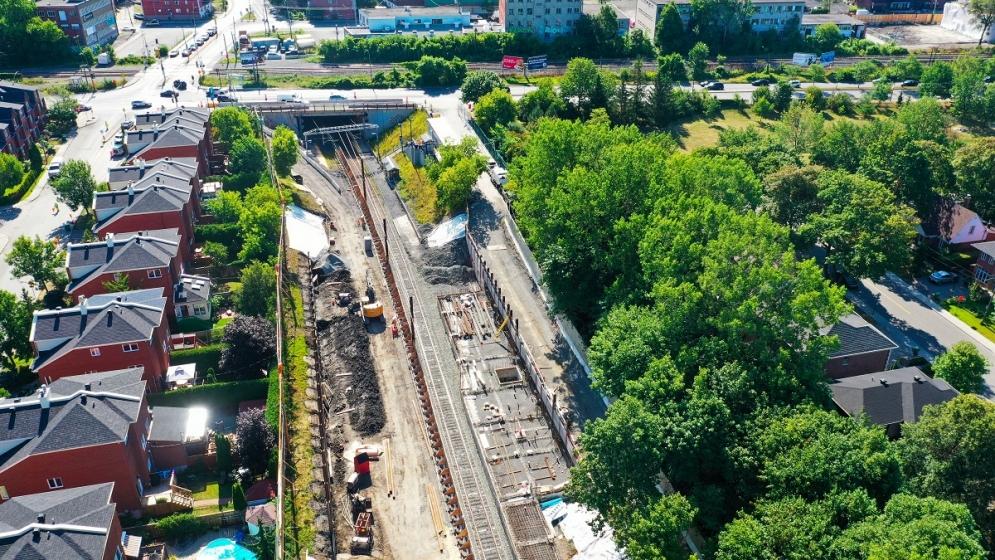 Station Canora - Août 2019
