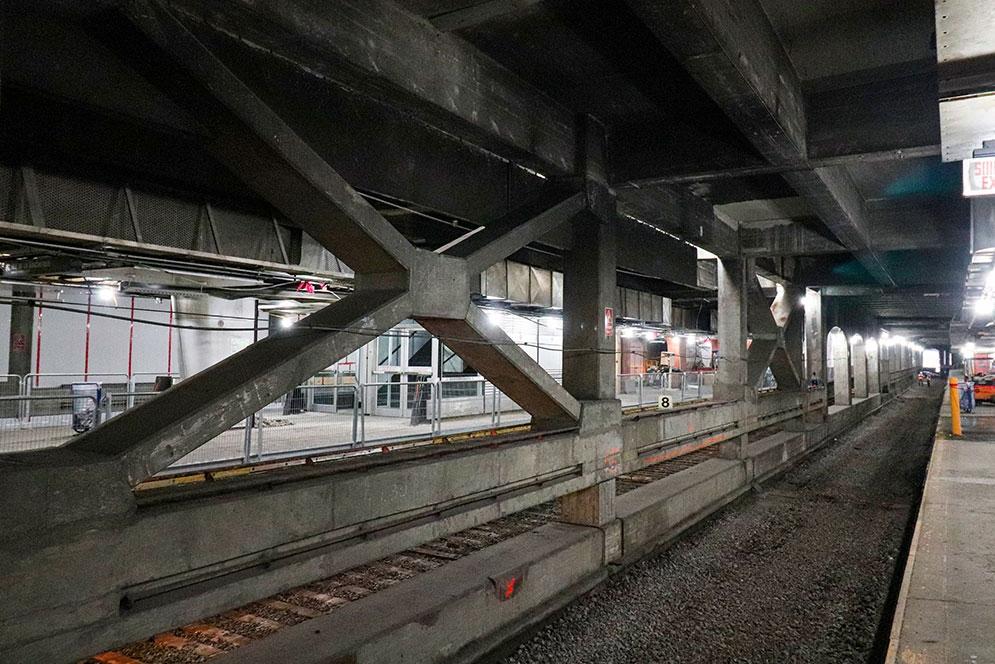 Gare centrale - Juillet 2020