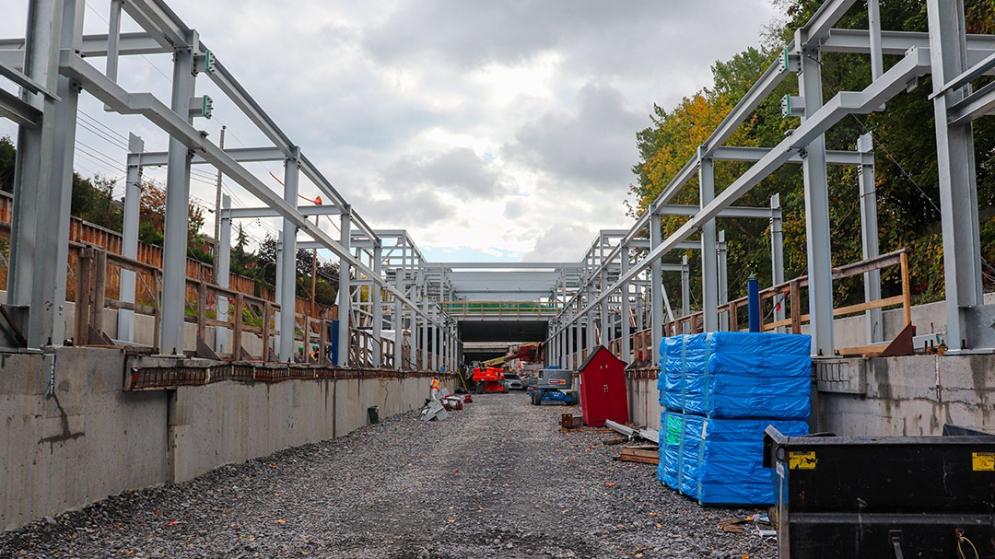 Station Canora - Octobre 2020
