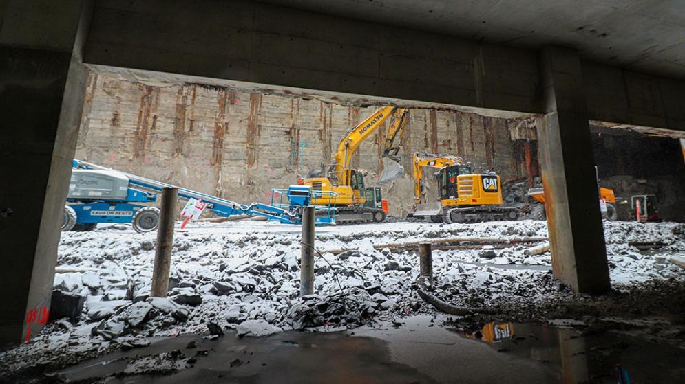 Station McGill - Janvier 2021