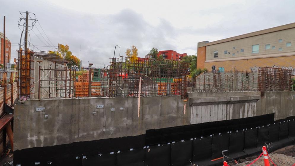 Station Montpellier - Octobre 2020