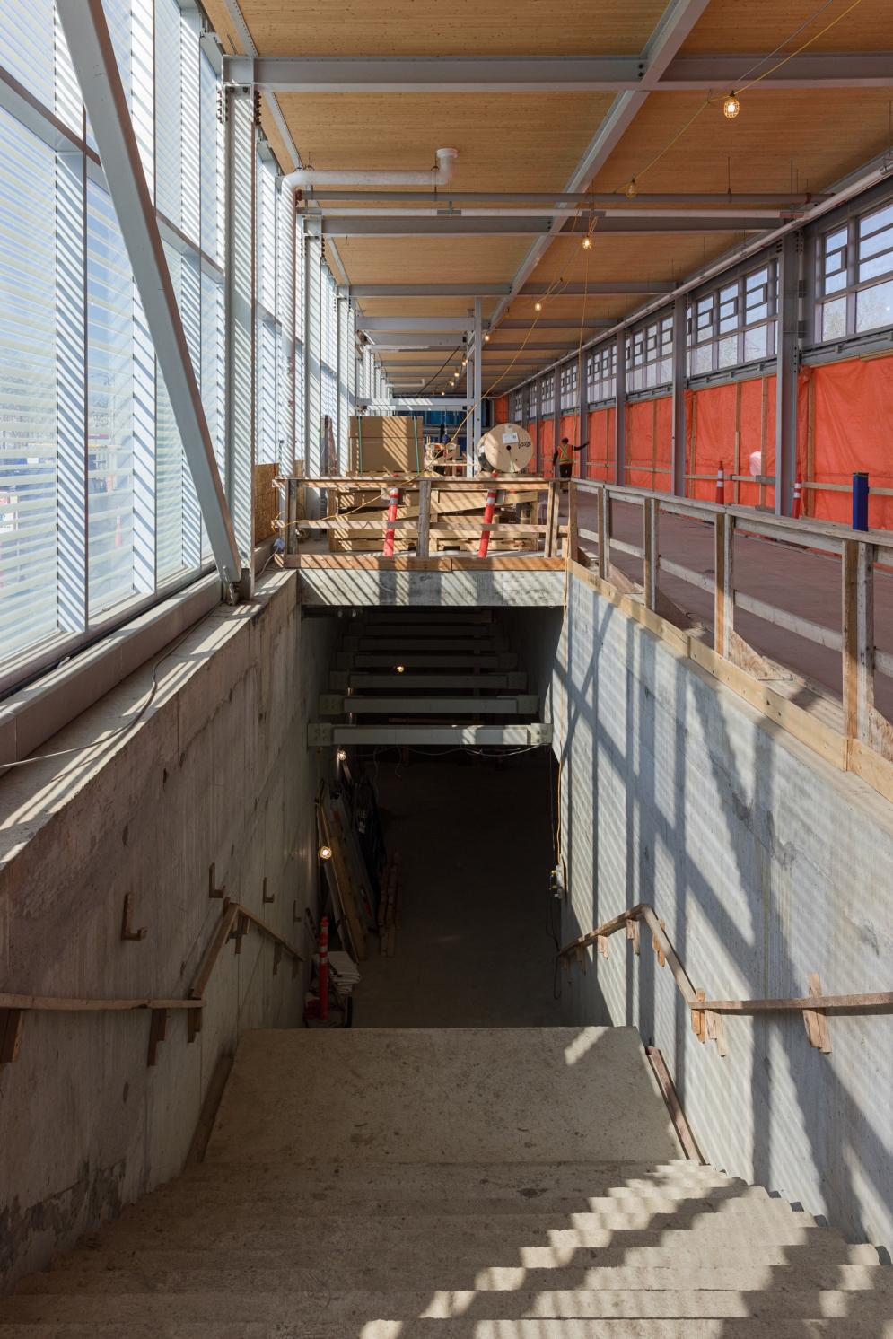 Station Bois-Franc - Mai 2021