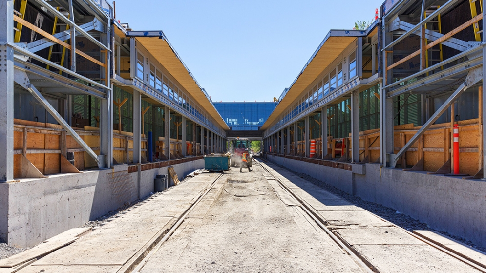Station Canora - Juillet 2021