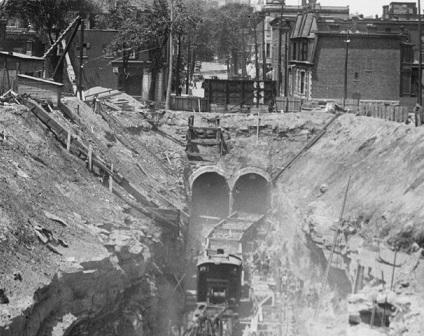 100 ans d'histoire : les secrets du tunnel Mont-Royal